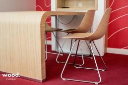 Caisse d'Epargne Calais - Mobilier de bureau design