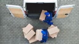 Livraison mobilier de bureau pour professionnels | Les Bonhommes