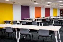 EDHEC Campus | Installation mobilier pro | Les Bonhommes