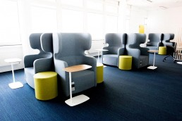 Decathlon DSI | Aménagement et montage de mobilier pro Les Bonhommes